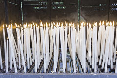 Candles religion Royalty Free Stock Photography