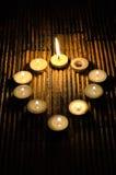 Candles Royalty Free Stock Photos