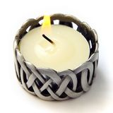Candles stick close-up Royalty Free Stock Photos