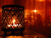 Candless Στοκ εικόνα με δικαίωμα ελεύθερης χρήσης
