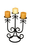 Candlestick royalty free stock photos