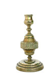 Candlestick. Medieval candlestick Royalty Free Stock Photography