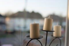 Candlestick Fotografia Royalty Free