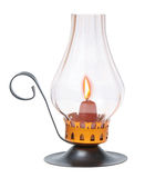 Candlestick lamp Royalty Free Stock Image