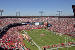Candlestick Park Stock Images