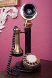 Candlestick Telephone Royalty Free Stock Photos