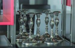 candlesticks fotografia royalty free
