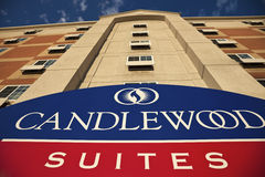 Candlewood Suites Stock Images