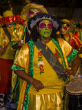 Candombe Royalty Free Stock Photo
