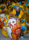 Candombe Royalty Free Stock Image