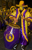 Candombe Immagine Stock