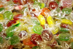 Candy. Colorful candy background Royalty Free Stock Photography
