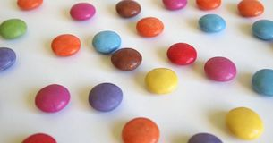 Candy. Some candies with different colors Stock Images
