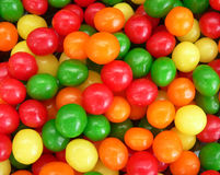 Candy. Close-up of colored Candy Royalty Free Stock Photos
