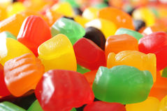 Candy. Jelly candy royalty free stock photos