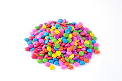 Candy. Close-up of Colorful candy Royalty Free Stock Image
