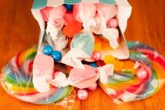 Candy Fotografia Stock Libera da Diritti