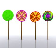 Candy - 3D Stock Images