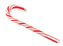 Candy. Cane royalty free stock image