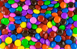 Candy. Many colourful halloween candy filling background royalty free stock photo