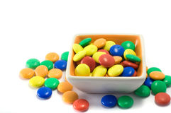 Candy. Close up shot of colorful candy Royalty Free Stock Photos