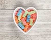 Candy agrodolce Sugar Junk Food immagine stock
