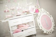 Candy Antivari rosa Immagine Stock Libera da Diritti
