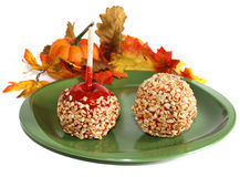 Candy Apple Royalty Free Stock Photography