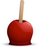 Candy Apple Royalty Free Stock Images