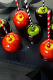 Candy apples Royalty Free Stock Image