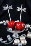 Candy apples Royalty Free Stock Photography