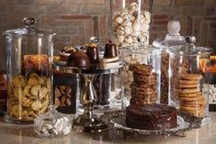 Candy bar Stock Photo