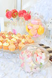 Candy bar design Royalty Free Stock Photography