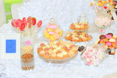 Candy bar design Royalty Free Stock Photo