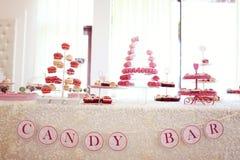 Candy bar Royalty Free Stock Photos
