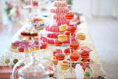 Candy bar Royalty Free Stock Photography