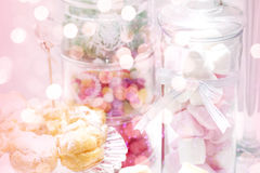 Candy bar Royalty Free Stock Photo