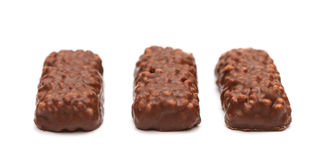 Candy Bars Royalty Free Stock Photography