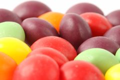 Candy beans Royalty Free Stock Photography