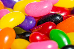 Candy beans Royalty Free Stock Images