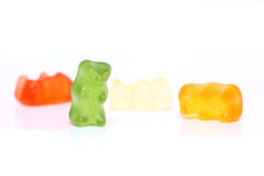 Candy bear Royalty Free Stock Photos
