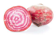 Candy beetroot. Royalty Free Stock Image