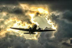 Candy bomber Stock Image