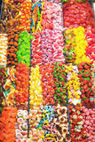Candy at the Boqueria Royalty Free Stock Photo