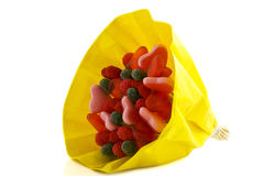 Candy bouquet Royalty Free Stock Image