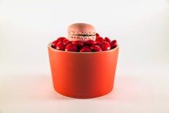 Candy bowl Royalty Free Stock Photos