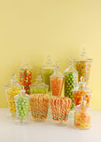 Candy Bowls Royalty Free Stock Images