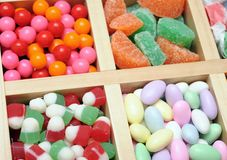 Candy box Stock Photography