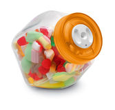 Candy in box Royalty Free Stock Image