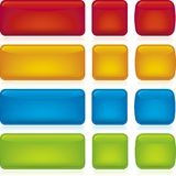 Candy buttons Royalty Free Stock Photos